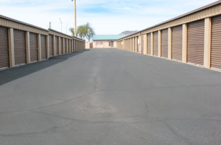 Outdoor Units at StorQuest Self Storage in Apache Junction, AZ