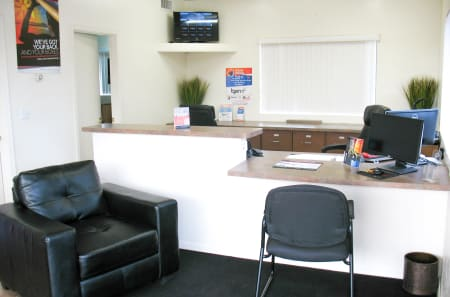 Leasing Office at StorQuest Self Storage in Apache Junction, AZ