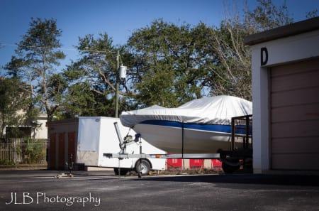 Boat Storage at U Stor N Lock in Clearwater, FL