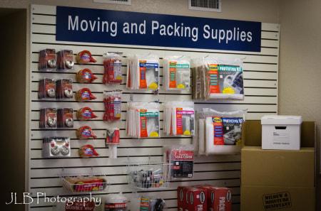 Storage Supplies at U Stor N Lock in Clearwater, FL