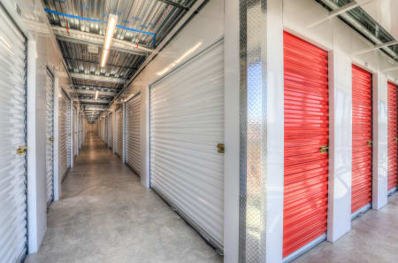 Interior Units at StorQuest Self Storage in Denver, CO