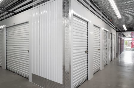 Air-conditioned units at StorQuest Self Storage in Arvada, Colorado