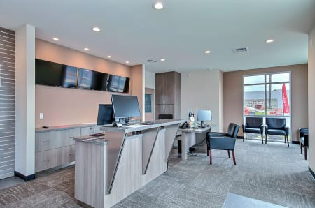 Office at StorQuest Express - Self Service Storage in Tracy, California