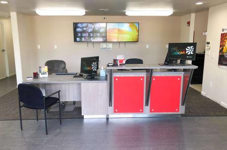 Office at StorQuest Self Storage in Elk Grove, CA