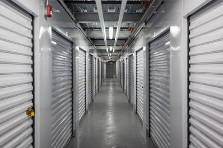 Interior Units at StorQuest Self Storage in Long Beach, NY