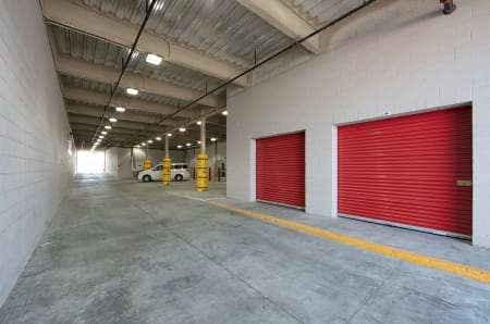 Storage units at StorQuest Self Storage in Gardena, CA