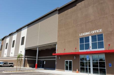Leasing office at StorQuest Self Storage in Anaheim, CA