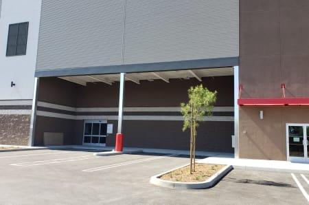 Entrance at StorQuest Self Storage in Anaheim, CA