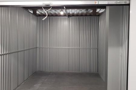 Interior unit view at StorQuest Self Storage in Anaheim, CA