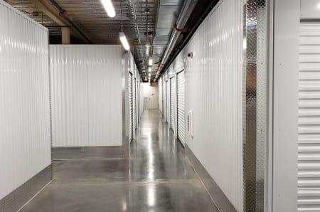 Interior units at StorQuest Self Storage in Anaheim, CA
