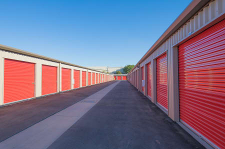 Exterior units at StorQuest Express - Self Service Storage in Kapolei, Hawaii