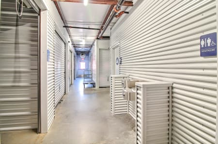 Interior unit view at StorQuest Express - Self Service Storage in Kapolei, Hawaii