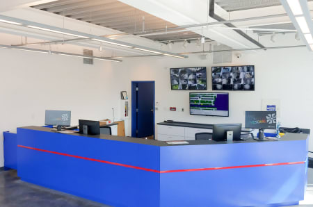 Leasing office at StorQuest Self Storage in North Miami Beach, FL