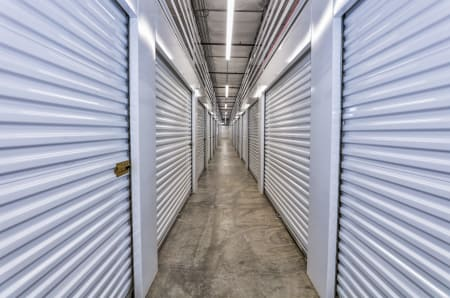 Interior units available at StorQuest Self Storage in Aurora, CO