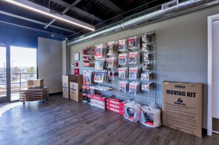 Merchandise at StorQuest Self Storage in Aurora, CO