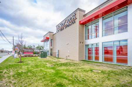 Units available at StorQuest Self Storage in West Babylon, New York