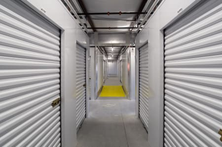 Interior units at StorQuest Express - Self Service Storage in Kissimmee, Florida