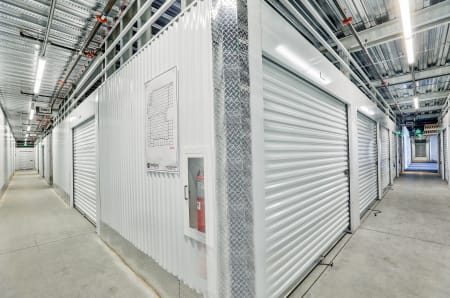 Interior units at StorQuest Self Storage in Arvada, CO