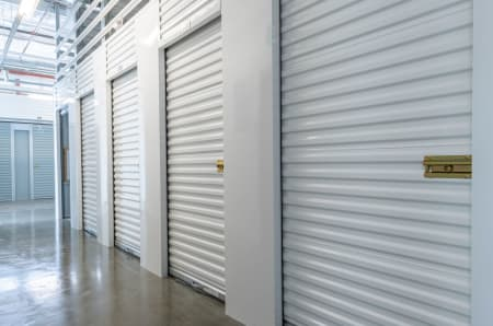 Interior units at StorQuest Self Storage in Portland, OR