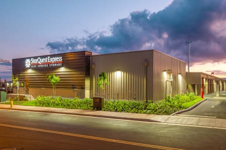 Exterior view at StorQuest Express - Self Service Storage in Kapolei, HI