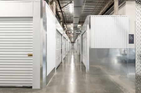 Interior Units at StorQuest Self Storage in Escondido, CA