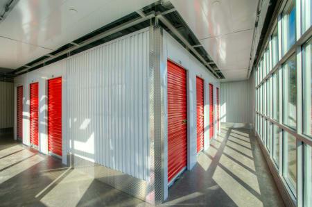 Small indoor units at StorQuest Self Storage in Bermuda Dunes, California