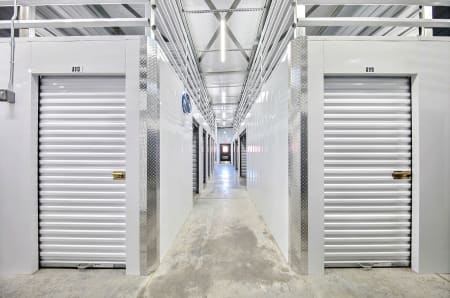 Indoor Units at StorQuest Express - Self Service Storage in West Sacramento, California