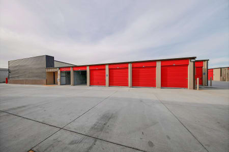 Large Outdoor Units at StorQuest Express - Self Service Storage in West Sacramento, California