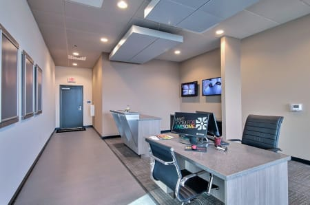 Welcoming Office at StorQuest Express - Self Service Storage in Palm Coast, Florida