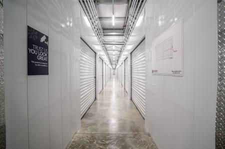 Interior units at StorQuest Self Storage in Santa Maria, California