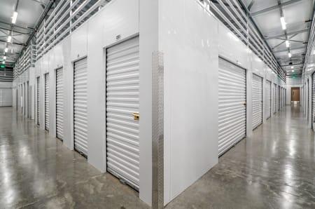 Interior units atStorQuest Self Storage in Santa Maria, California