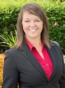 Tabitha Allbert, Regional Property Manager for S & S Property Management in Nashville, Tennessee
