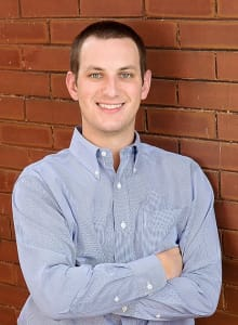 Carter Pelot, Director of Acquisitions for S & S Property Management in Nashville, Tennessee
