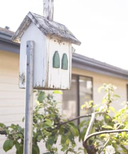 Birdhouse at Logan Creek Retirement Community