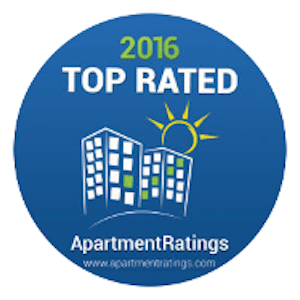 Palms at Chimney Rock Apartments 2016 top rated