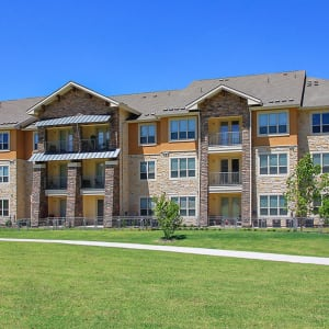 Neighborhood at Estates of Richardson in Richardson, Texas