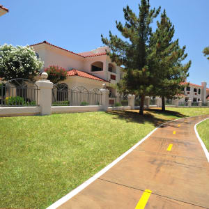 Neighborhood at San Antigua in McCormick Ranch in Scottsdale, Arizona