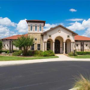 Neighborhood at Villas at Medical Center in San Antonio, Texas
