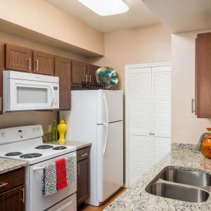 Kitchen at Briargrove at Vail in Dallas, Texas
