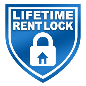 Lifetime Rent Lock at The Trace