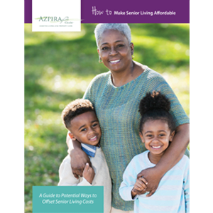 Affordable senior living white paper available from Azpira Place of Breton