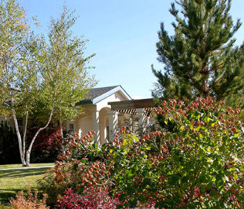Exterior view of Arbors Memory Care in Sparks, NV