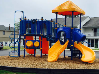 New playground at Mariners Cove Apartment Homes in Toms River, NJ