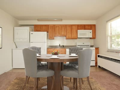 Our apartments in Springfield, NJ have a fully equipped kitchen
