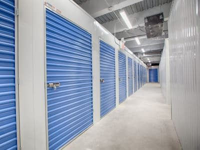 Clutter Self-Storage offers climate controlled storage units in White Plains, New York