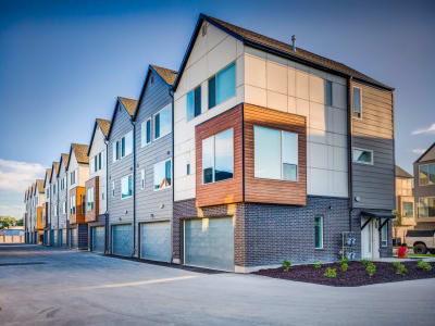 Link to the resident portal for Hawthorne Townhomes in South Salt Lake, Utah