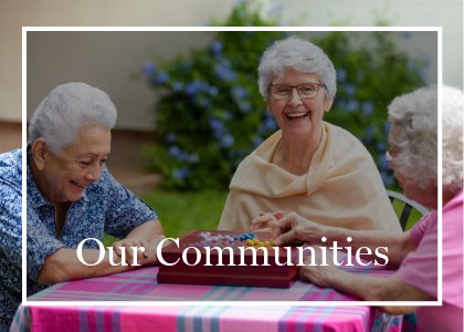Find a Living Care Lifestyles community
