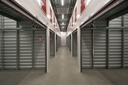 Heated storage untis at Trojan Storage in Salem, Oregon