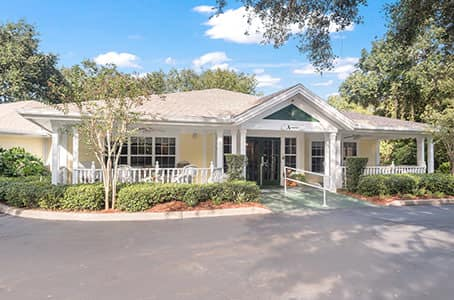 Building at Windsor Oaks At Bradenton in Florida