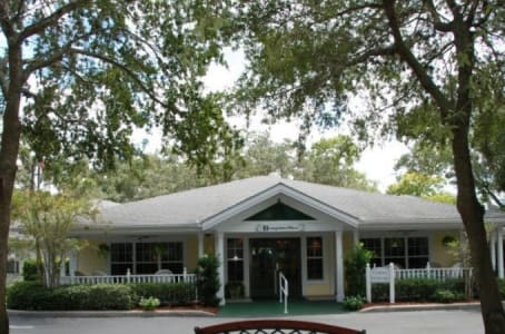 Exterior view at Windsor Oaks At Bradenton in Florida